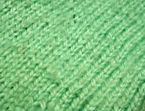 Background. Green a background with structure of a fabric Royalty Free Stock Photography