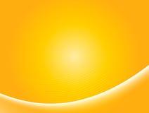 Background. Sun flare - nice waves overlap Stock Photo