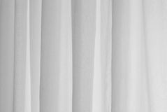 Background. Abstract white lace blinds window pattern background Royalty Free Stock Image