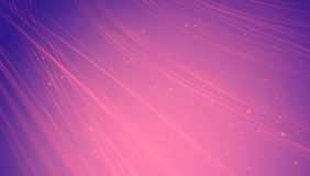 Abstract bright purple energy background royalty free illustration