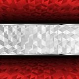 Background. Abstract background with geometrical texture Royalty Free Stock Photos