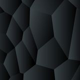Background abstract black vector creative design.  Stock Photo