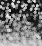 Background abstract bokeh. Black and white Background abstract bokeh golden color Stock Photos