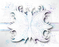 Background Abstract Butterfly Vector Royalty Free Stock Photography