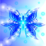 Background Abstract Butterfly Vector Stock Photo