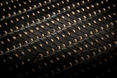Background abstract from chain mail of viking.  Royalty Free Stock Images