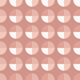 Background with abstract circle. Decorative seamless vector background with abstract circle pattern Stock Photos
