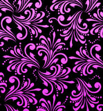 Background of  Abstract Floral Swirls Royalty Free Stock Photography