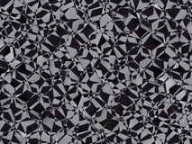 Background. Abstract geomethric grey-black background Royalty Free Stock Images