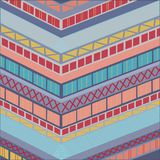Background abstract geometric royalty free illustration