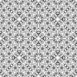 Background, abstract geometric seamless pattern, vector Royalty Free Stock Images