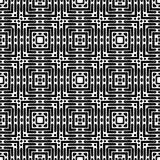 Background, abstract geometric seamless pattern, vector Royalty Free Stock Photo