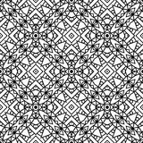Background, abstract geometric seamless pattern, vector Stock Photo