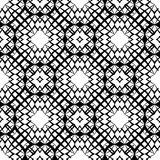 Background, abstract geometric seamless pattern, vector Stock Photography