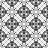 Background, abstract geometric seamless pattern, vector Stock Image