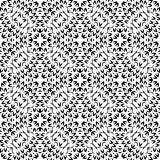 Background, abstract geometric seamless pattern, vector Royalty Free Stock Photos
