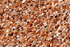 Background abstract geometric triangle strip pattern for design. Creative, decoration, texture & shape. Background abstract geometric triangle strip pattern for stock illustration