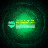 Background abstract green texture Royalty Free Stock Photography