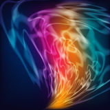 Background. Abstract background.The illustration contains transparency and effects Royalty Free Stock Image