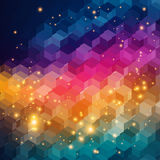 Background. Abstract background.The illustration contains transparency and effects Royalty Free Stock Photography