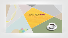 Background. Abstract illustration of modern background design Stock Photos