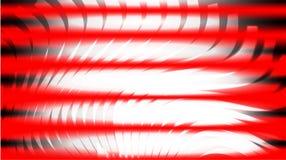 Background white and red light. stock illustration