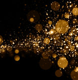 Background abstract image. Background abstract festive image on a black background Stock Image