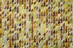 Background abstract leaves drawing pattern for design. Texture, vector, illustration & decoration. Background abstract leaves drawing pattern for design. Style Royalty Free Stock Images