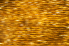 Background Abstract Lights Blurred Golden Yellow Royalty Free Stock Photos