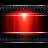 Background abstract metallic. Royalty Free Stock Images
