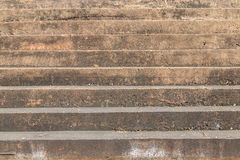 Background. Abstract modern concrete stairs to building - stairway composition Stock Photography