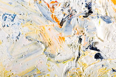 Background abstract oil on canvas Royalty Free Stock Photos