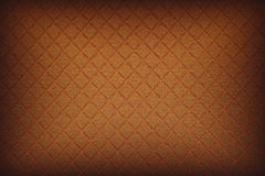 Background Abstract Orange Honeycombs Mustered Royalty Free Stock Image