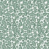 Background abstract Pattern ethno vector web Royalty Free Stock Image