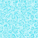 Background abstract Pattern ethno vector web Royalty Free Stock Photography