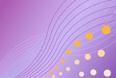 Background with abstract pattern Royalty Free Stock Photos