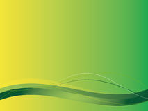 Background with abstract smooth lines Royalty Free Stock Photo