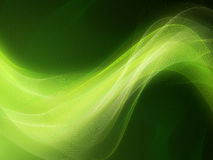 Background with abstract smooth lines Royalty Free Stock Images