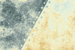 Background abstract with stars.1 Stock Image