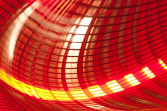 Background abstract technology illustration.  Light speed motion, Stock Image