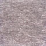 Background gray linen napkin Royalty Free Stock Photography
