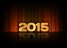 Background 2015 Stock Images