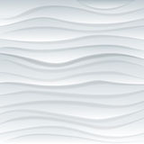 Background with abstract vertical waves, gamma grey. Abstract background with multilevel surfaces, light stripes wave simulation, material design Stock Images