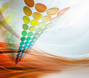 Background abstract wallpaper Stock Photography