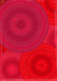 Background. Abstract background whit circles and texture Stock Photos