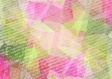 Background-07 abstracto Imagenes de archivo