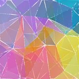 Background-10 abstrait Illustration Stock