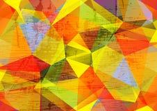 Background-12 abstrait Illustration Stock
