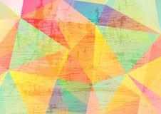 Background-01 abstrait Illustration Stock