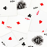 Background Aces Stock Photos